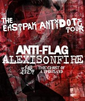 The Eastpak Antidote Tour
