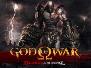 God Of War: Blood & Metal