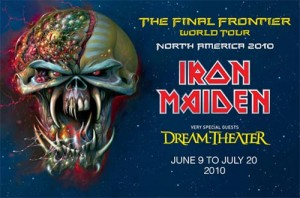 Iron Maiden Final Frontier Tour