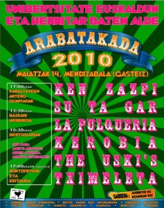 Arabatakada 2010