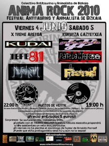 Cartel Anima Rock 2010