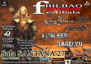 Bilbao Bleeding Festibala
