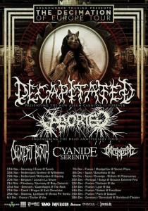 Decapited + Aborted